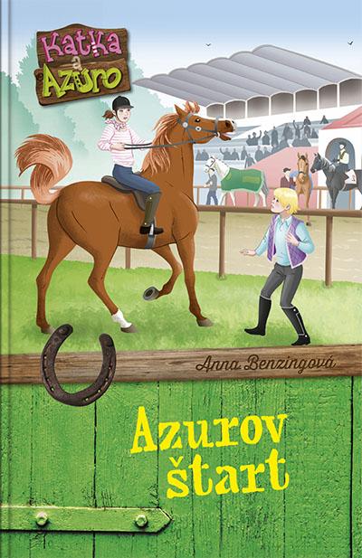 Katka a Azuro 2: Azurov štart