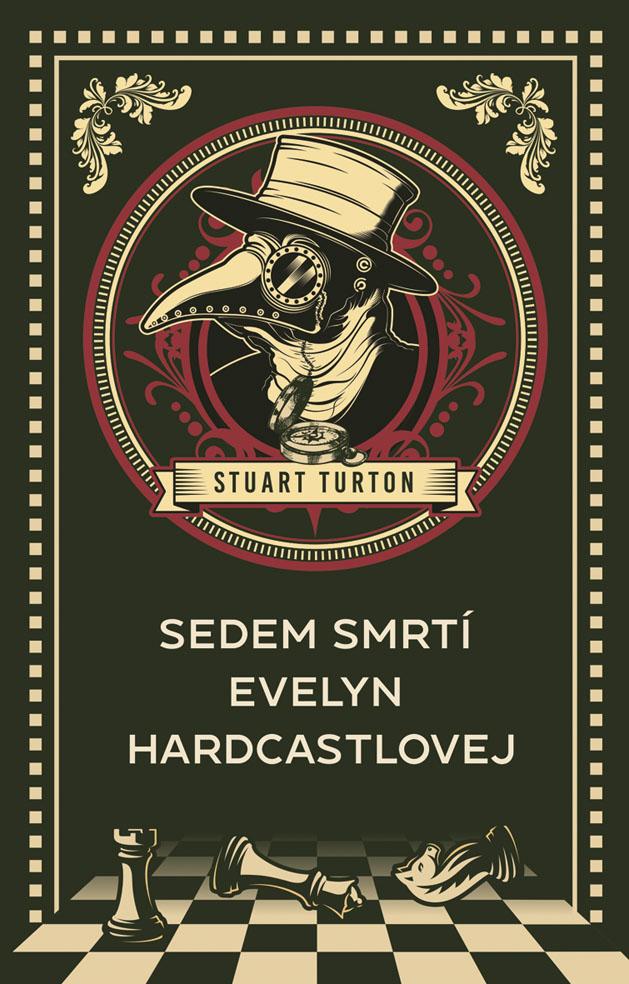 Sedem smrtí Evelyn Hardcastlovej