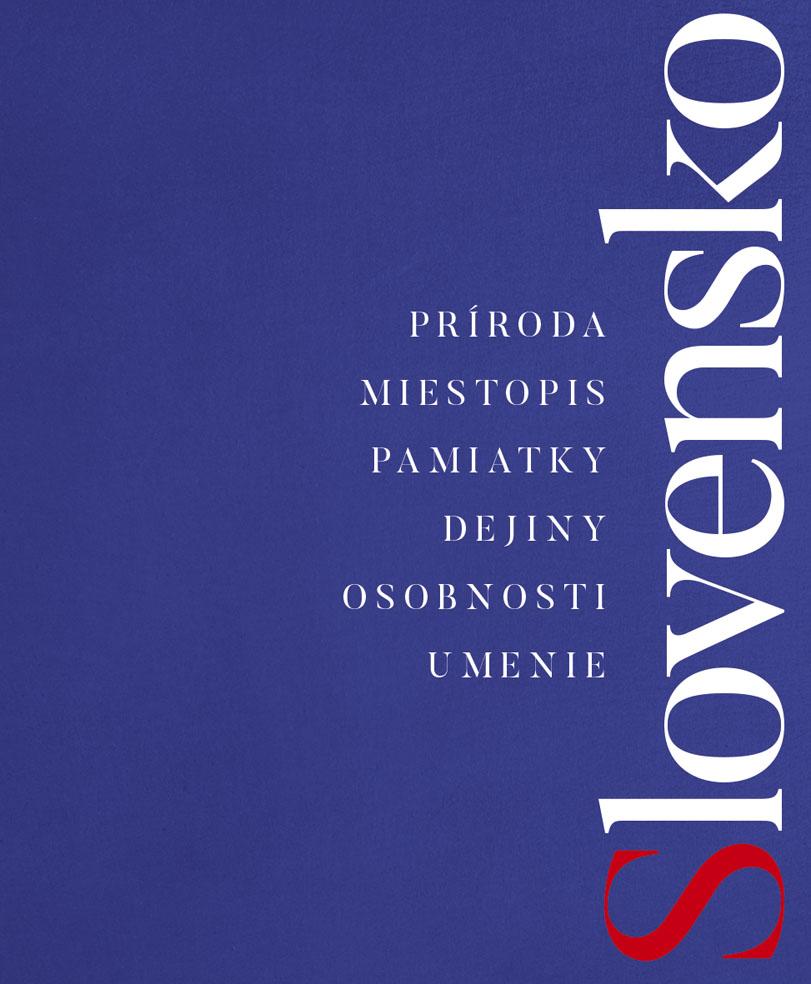 Slovensko 2. doplnené a aktualizované vydanie