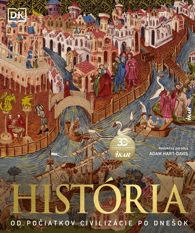 História, 3. doplnené a revidované vydanie